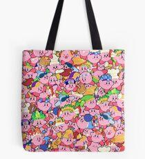 Kirby Patterns  Tote Bag