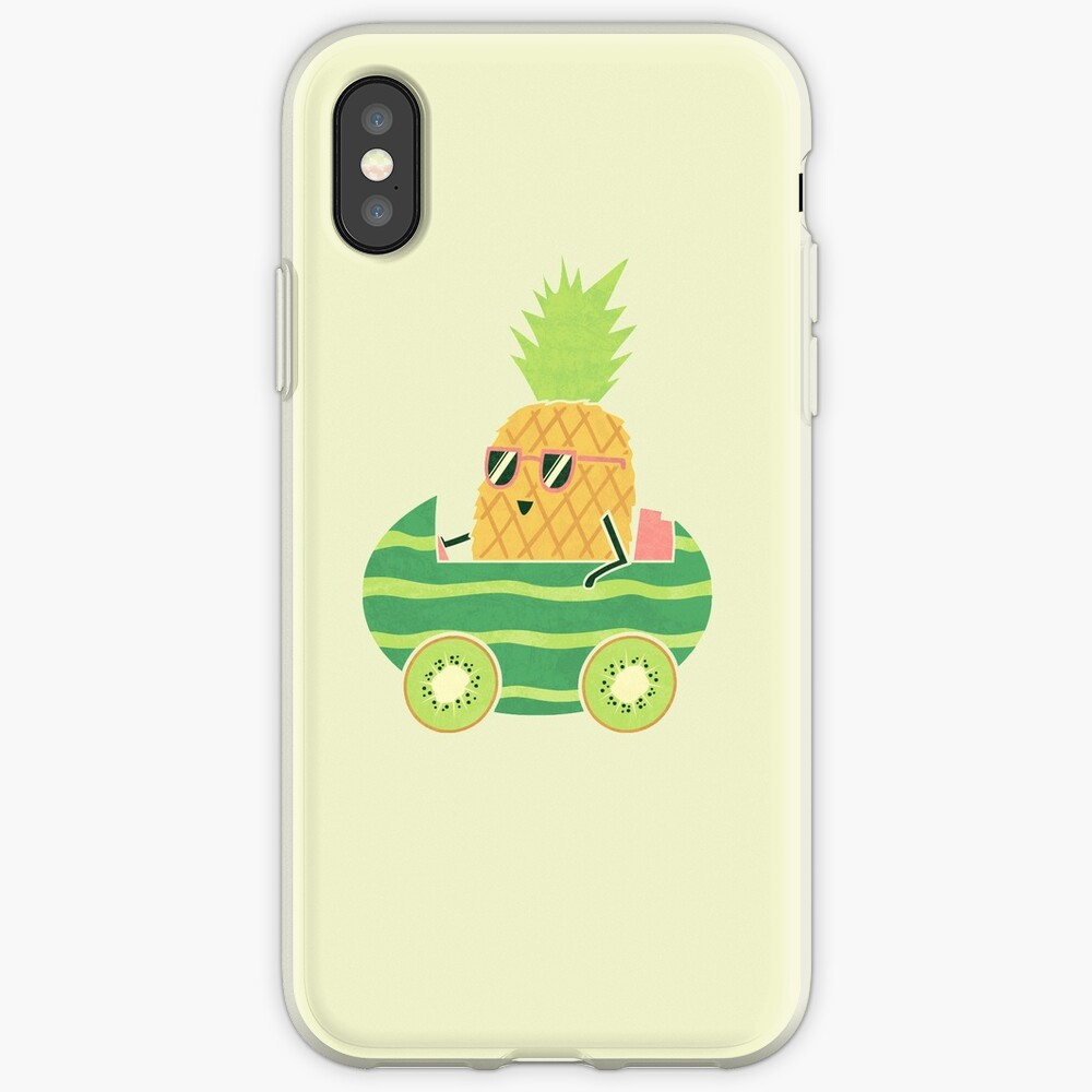 Summer Drive iPhone Case & Cover