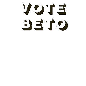 VOTE BETO OROURKE by MelanixStyles