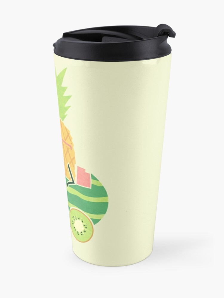 Alternate view of Summer Drive Travel Mug