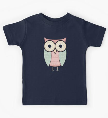 Owl Have Two Doughnuts Kids Clothes