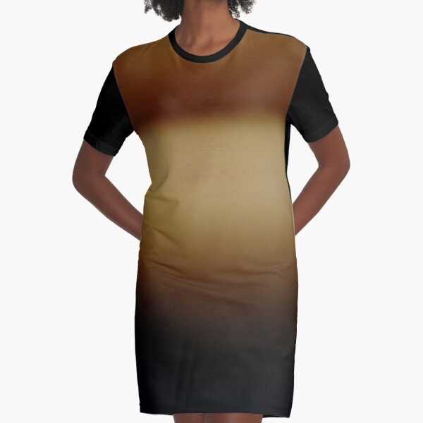 #abstract #light #orange #texture #wallpaper #design #yellow #color #illustration #blue #green #brown #backdrop #gold #bright #pattern #gradient #art #blur #backgrounds #sun #space #colorful #graphic Graphic T-Shirt Dress