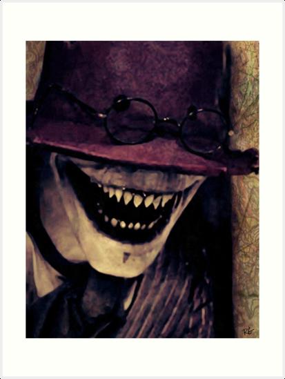 De Rgillustrations Artísticas Redbubble Hombre «el Torcido» Láminas XIvqx