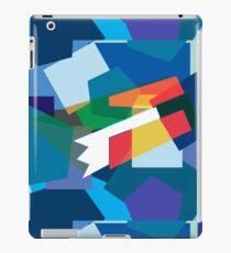 Tear Patch Boat iPad Case/Skin