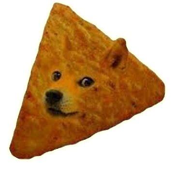 Doge Dorito  by adjua