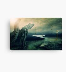 Keys to our Past Canvas Print