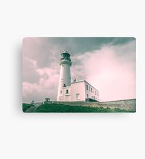 Flamborough Lighthouse Metal Print