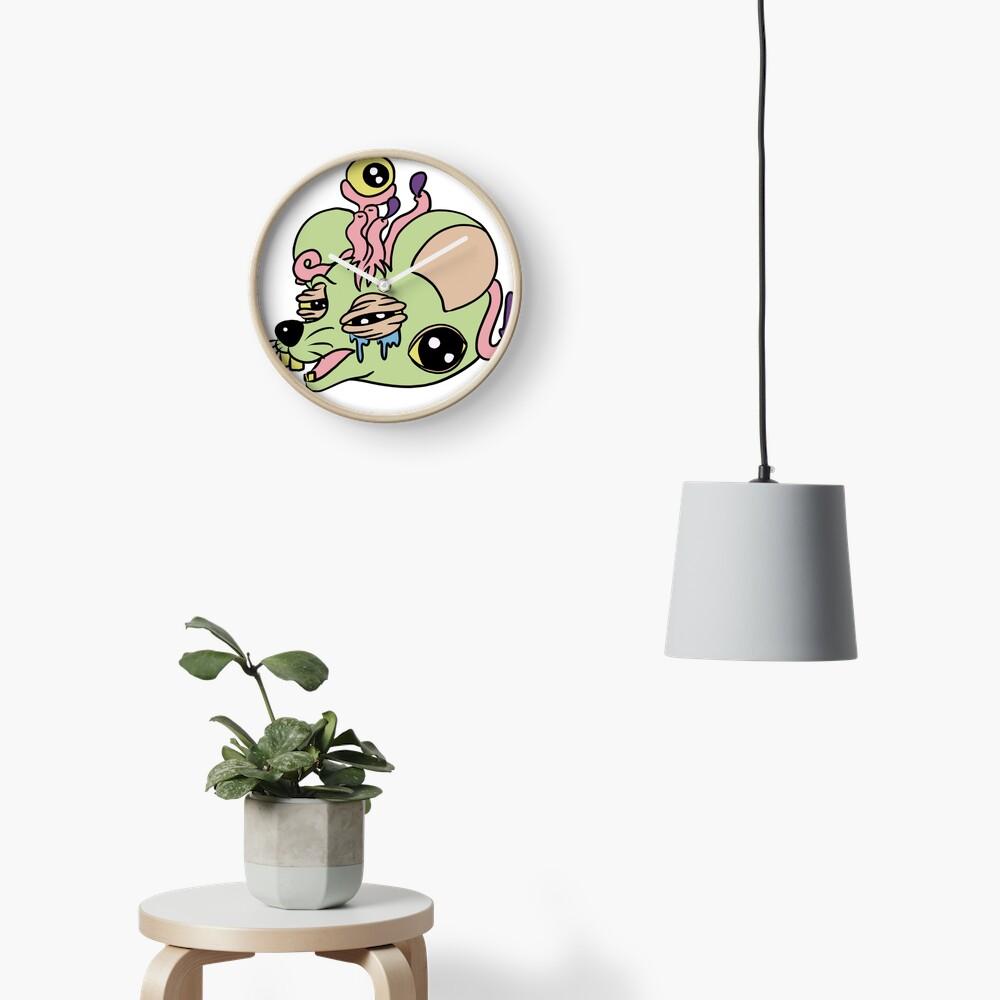 Raton Reloj