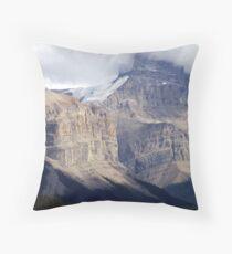 Rock-Climbers Delight Throw Pillow