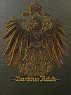 German Empire Eagle 1888 by edsimoneit