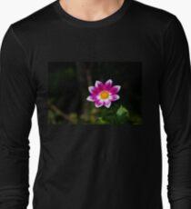 Vivid Flower Long Sleeve T-Shirt