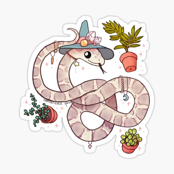 Serpent de maïs: Ulysse Sticker