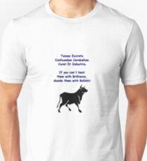 Latin Bulls**** Unisex T-Shirt