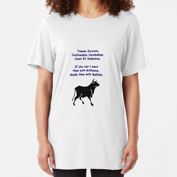 Latin Bulls**** Slim Fit T-Shirt