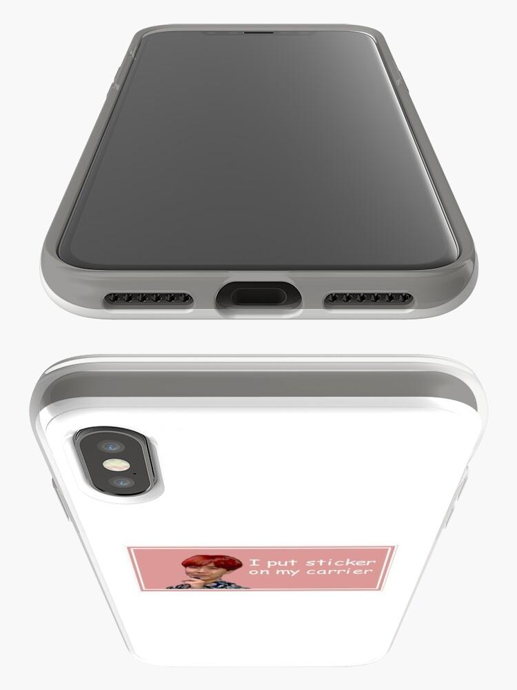 Alternative Ansicht von J-Hope Aufkleber iPhone-Hülle & Cover