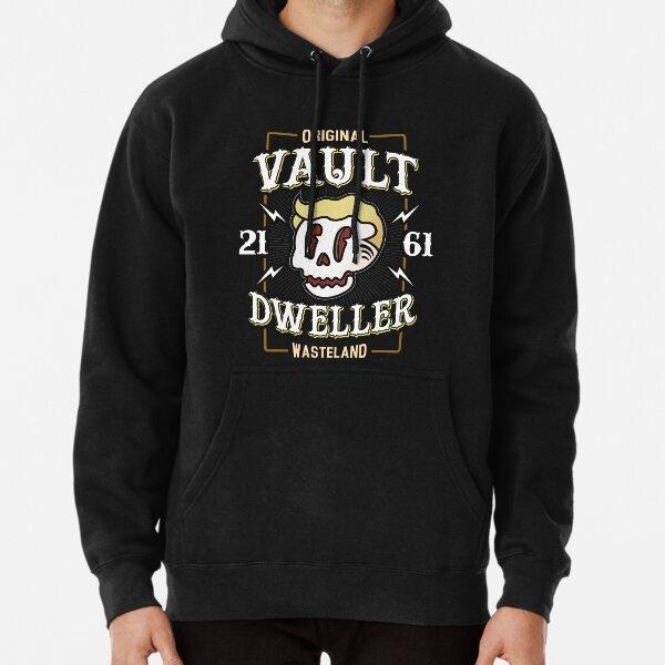 Original Vault Dweller - Wasteland Society Pullover Hoodie