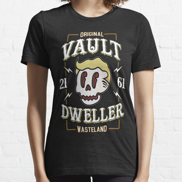 Original Vault Dweller - Wasteland Society Essential T-Shirt