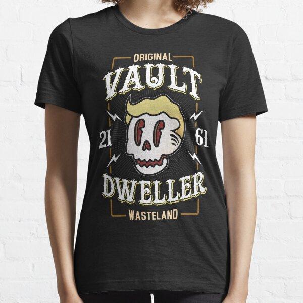 Vault Dweller - Wasteland Society T-shirt essentiel