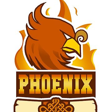 Go Phoenix! by RhiMcCullough