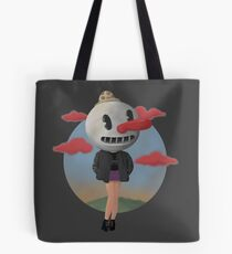 Happy Clown Tote Bag