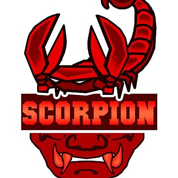 Go Scorpion! by RhiMcCullough