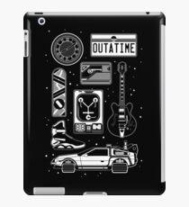 BTTF Icon Set iPad Case/Skin
