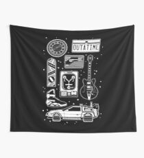 BTTF Icon Set Wall Tapestry