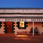 Birdsville Hotel, Queensland by buildings