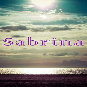 My name is Sabrina by Hillse