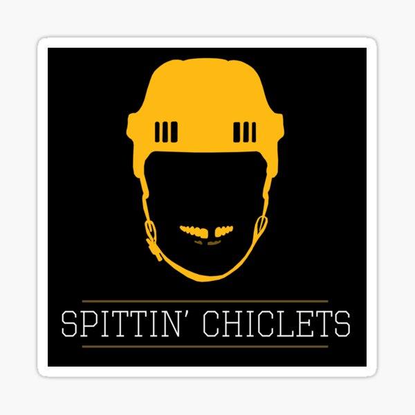 spittin chiclets  Sticker