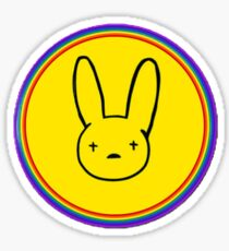 bad bunny Sticker
