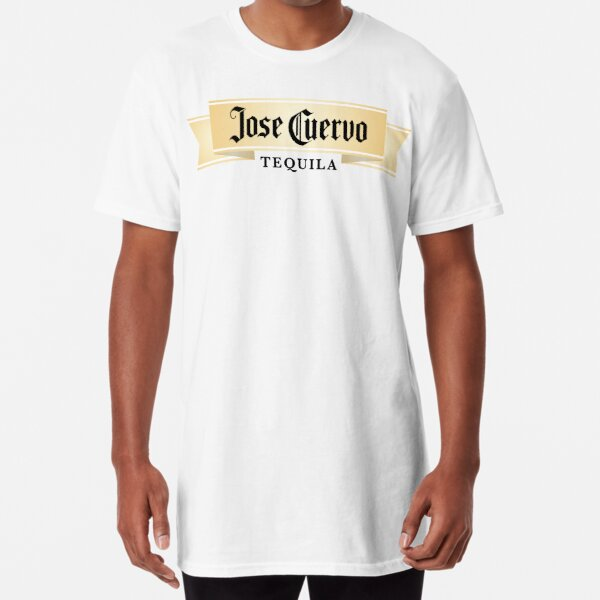 Jose Cuervo - Impresionante diseño mexicano Camiseta larga