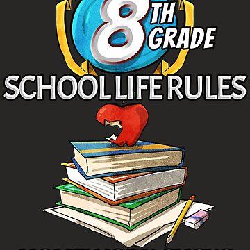 8th Grader Loves School Hates Homework by grogblossom
