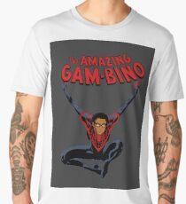 The Amazing Childish Gambino  Men's Premium T-Shirt