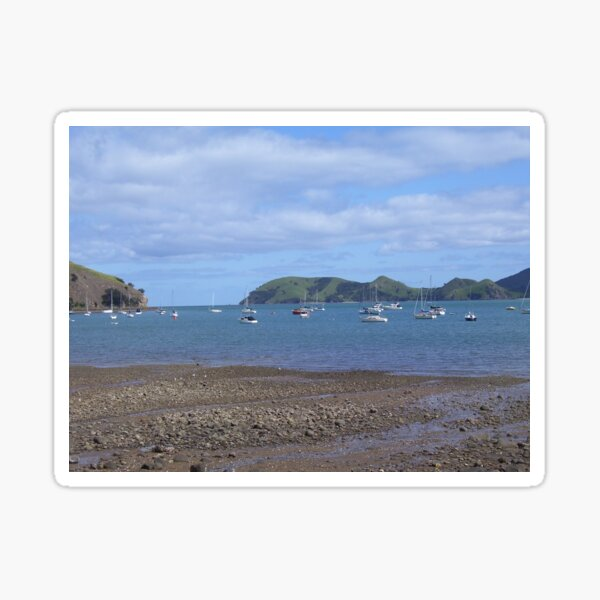 Coromandel, New Zealand Aotearoa Sticker