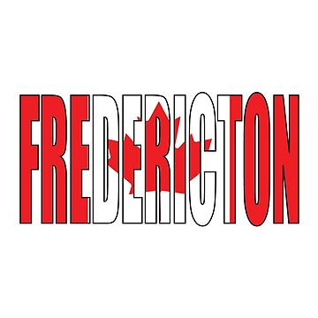 Fredericton by Obercostyle