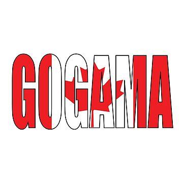 Gogama by Obercostyle