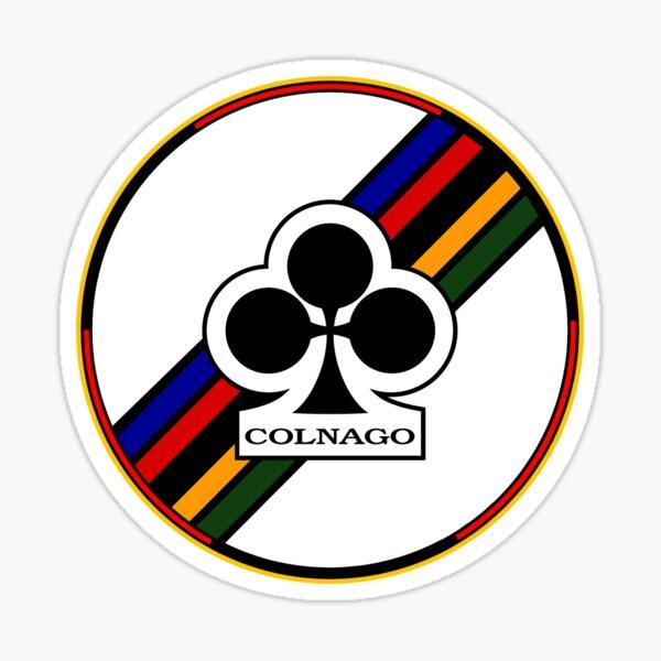 Vélos de course Colnago Vintage Italie Sticker