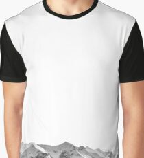 white mountains Graphic T-Shirt