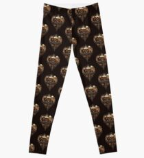 Three Wise Villains Leggings