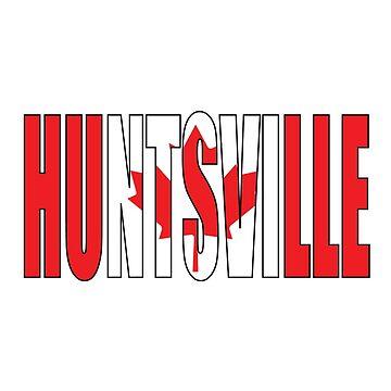 Huntsville by Obercostyle