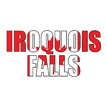 Iroquois Falls by Obercostyle