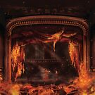 Opera in Fire (Only 35 prints!) by orioto