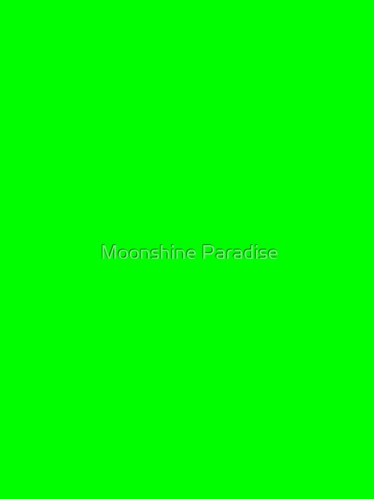 Neon Green by moonshinepdise