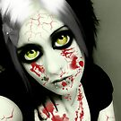 vampire eyes doll 1 by 1chick1