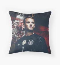 Art Neuer Throw Pillow