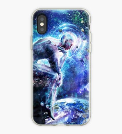 The Mystery Of Ourselves iPhone Case