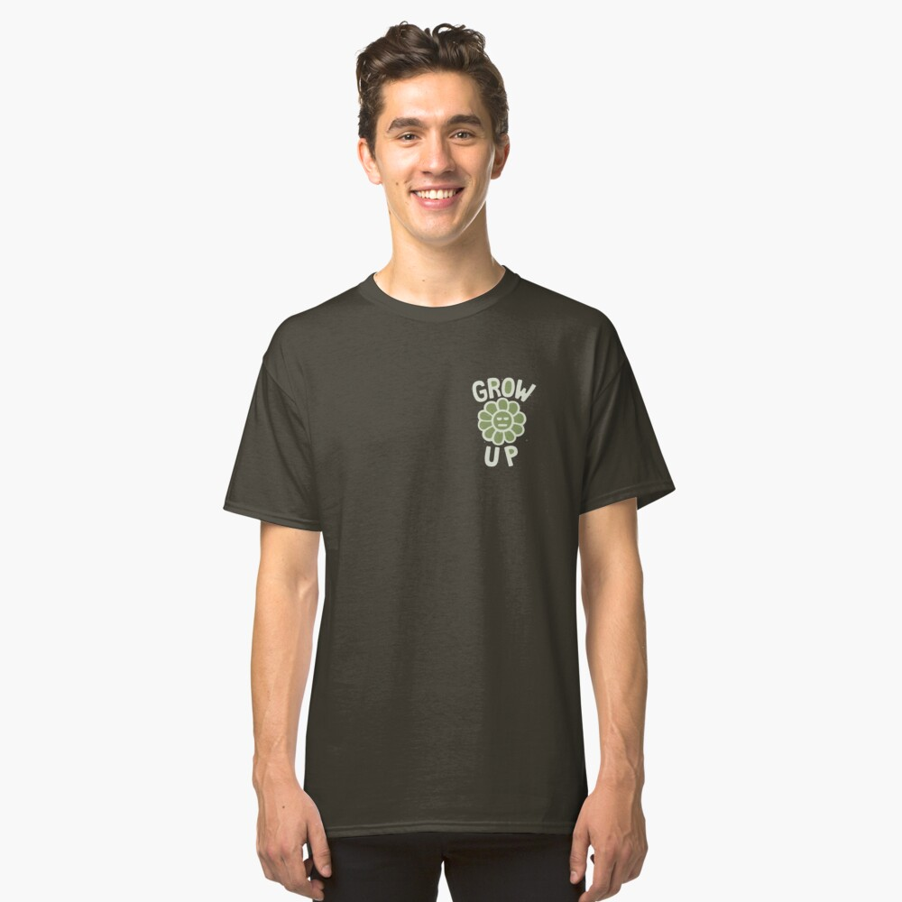 GROW THE F. UP Classic T-Shirt