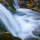 Silky Waterfall by bnilesh
