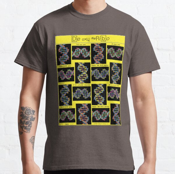 """""""Sheldon Wears De Oxy Ribo - YELLOW""""© Classic T-Shirt"""